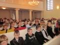 Ziemassvētku ieskaņas koncerti - Priekulē.