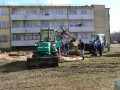 Lielās Talkas Pagalmu konkursa uzvarētāji jau talko!01.04.12.