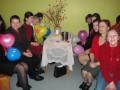 Valentīndienas ballīte Purmsātu skolā.14.02.13.