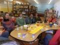 Rotu izstāde Bunkas bibliotēkā. 25.03.2013.