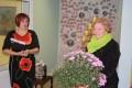 Ata Kronvalda un Alfrēda Krūkļa dzimtas koka atklāšana Krotes bibliotēkā 11.10.2013