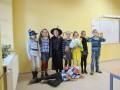 Iesvētības Priekules vidusskolas 10. un 5. klašu skolēniem.25.10.2013.