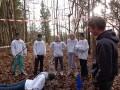 Priekules novada skolēnu Lāčplēšu cīņas 08.11.2013.