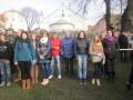 Kalētu pamatskolas ekskursija uz Rīgu un Ložmetējkalnu.