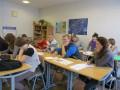 """""""Valodu un mākslas jomas"""" projekta diena Kalētu pamatskolēniem 02.12.2013."""