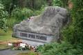 Komunistiskā genocīda upuru atceres brīdis Priekulē 14.06.2014.