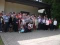 Bijušās Izriedes skolas salidojums 28.06.2014.