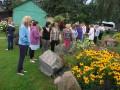 Bunkas pagasta iedzīvotāju ekskursija pa Priekules novada sakoptākajām sētām 15.08.2014.