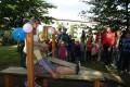 Terapeitiskās vingrošanas laukuma atklāšana Purmsātos 11.09.2014.