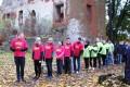 Priekules vidusskolēni Jauno Rīgas sargu spēlē 17.10.2014.