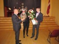 Svētku sarīkojums un koncerts Gramzdā 17.11.2014.