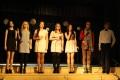 Priekules jauniešu vokālā ansambļa koncerts 21.12.2014.