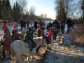 """""""Ziemassvētku jampadracis"""" Virgas pagastā 26.12.2014."""
