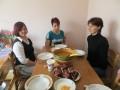 Kalētu un Priekules māmiņu skolas praktiskā nodarbība- Lieldienas gaidot