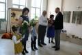Retējumu ģimenes izstādes atklāšana priekules kultūras namā 09.05.2015.