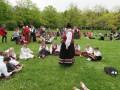 Priekules novada folkloristi Ģimeņu svētkos Liepājā