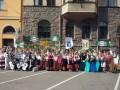 Priekules novada skolēni Dziesmu un deju svētkos