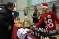 Ziemassvētku tirdziņš Priekules daudzfunkcionālajā sporta hallē 19.12.2015.