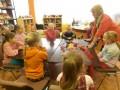 """Bunkas bibliotēkā - radošā darbnīca bērniem """" Izaudzējam puķi..."""""""