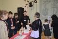 Priekules novada jaunieši ar savu produkciju iepazīstina Lietuvas, Skodas un Mosēdes skolēnus 03.03.2016.
