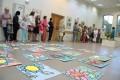 """Priekules mākslas skolas audzēkņu darbu izstādes """"Es - Ikars"""" atklāšana 12.08.2016."""