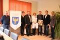 Priekules novada pašvaldībā vizītē ierodas Lietuvas kolēģi 14.12.20016.