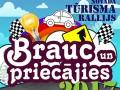 Priekules novada tūrisma rallijs ``BRAUC UN PRIECĀJIES 2017``