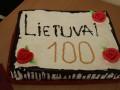 Priekules novada sveiciens Lietuvas simtgadē