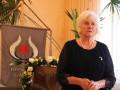 Priekules slimnīcas galvenajai medmāsai Irēnai Grāvei 80